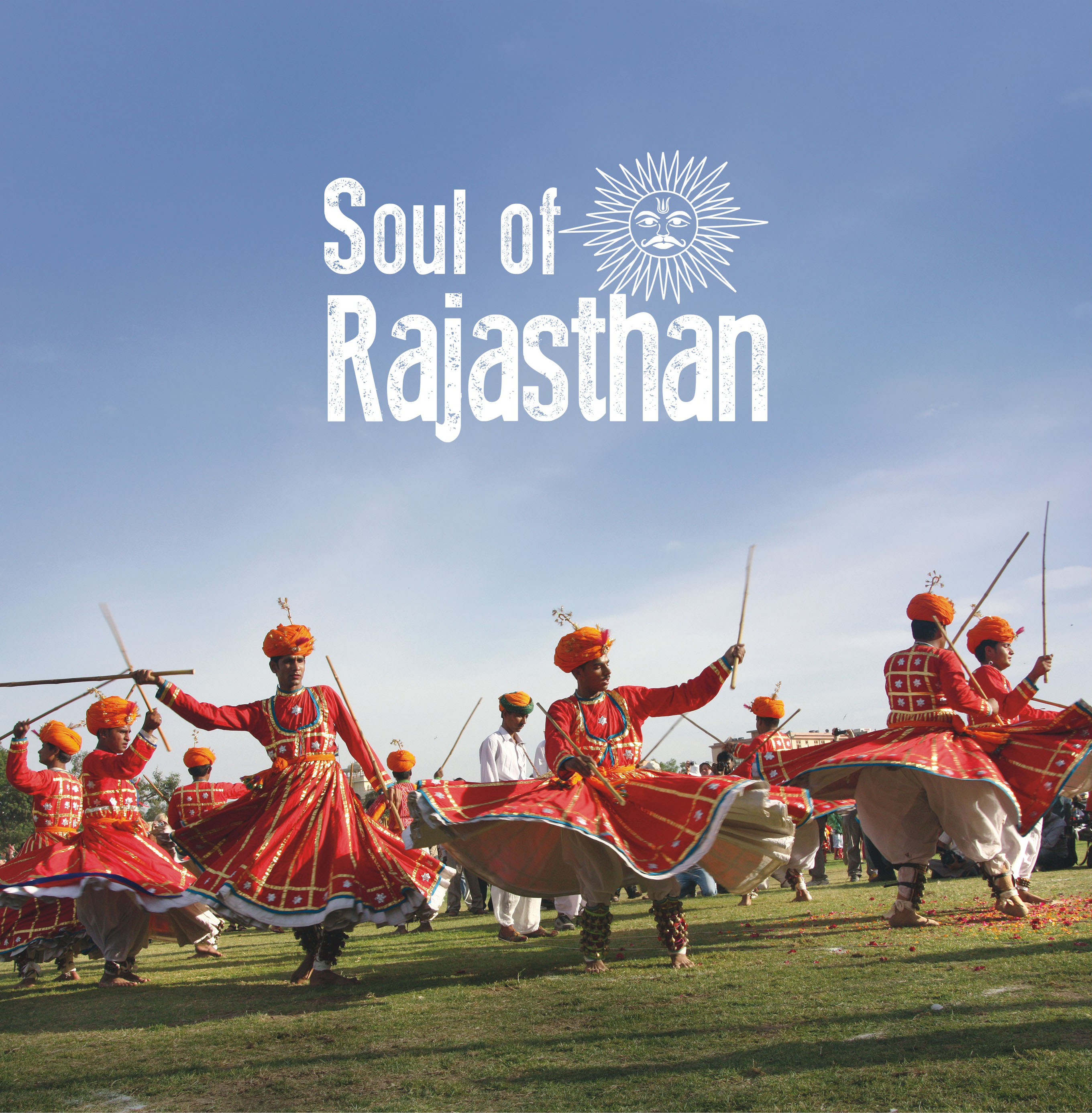 Soul of Rajasthan A Coffee Table Book