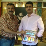 Anand Mishra-owner of Trimurthy builders and  Hotel Fern