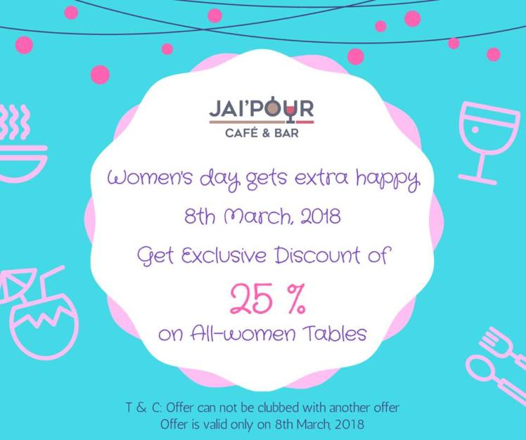 Jaipour women's day
