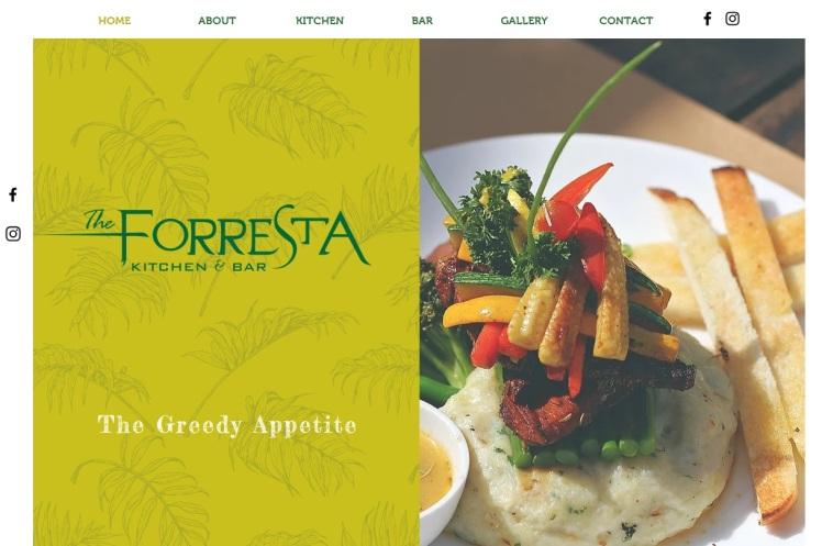 forresta website